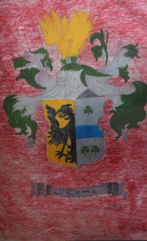 Ijkema Coat of Arms